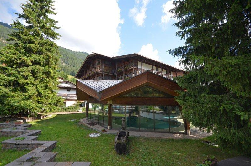 Hotel Pozza di Fassa sauna
