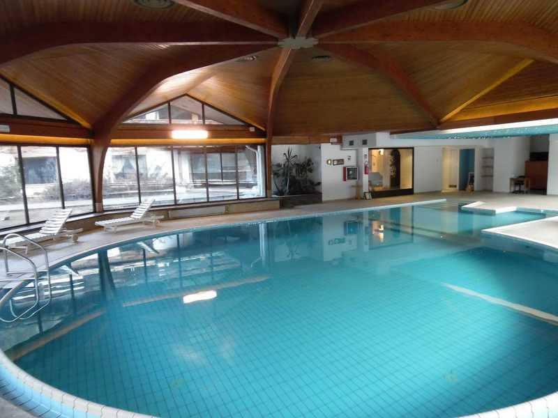 Albergo Pozza di Fassa piscina