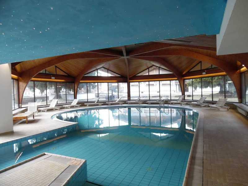 Pozza di Fassa hotel piscina